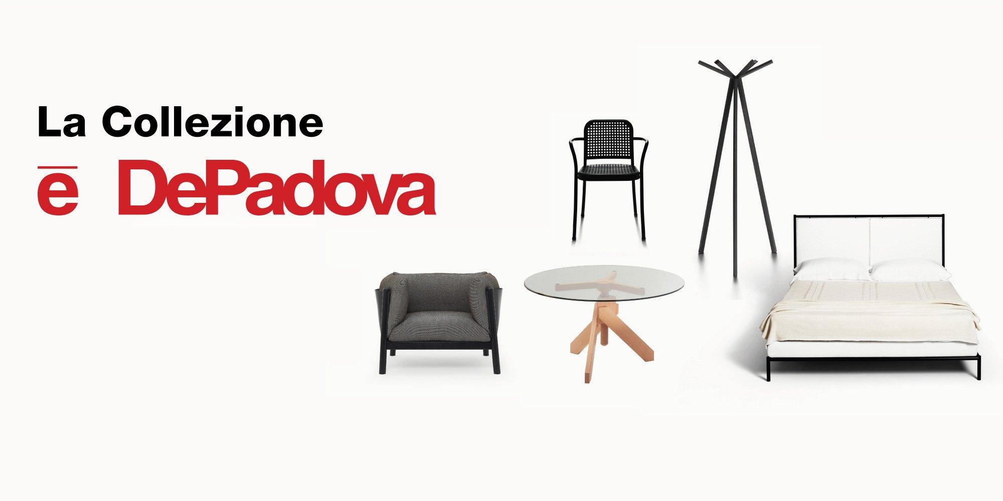 Ideacasain presenta De Padova e Mau Studio