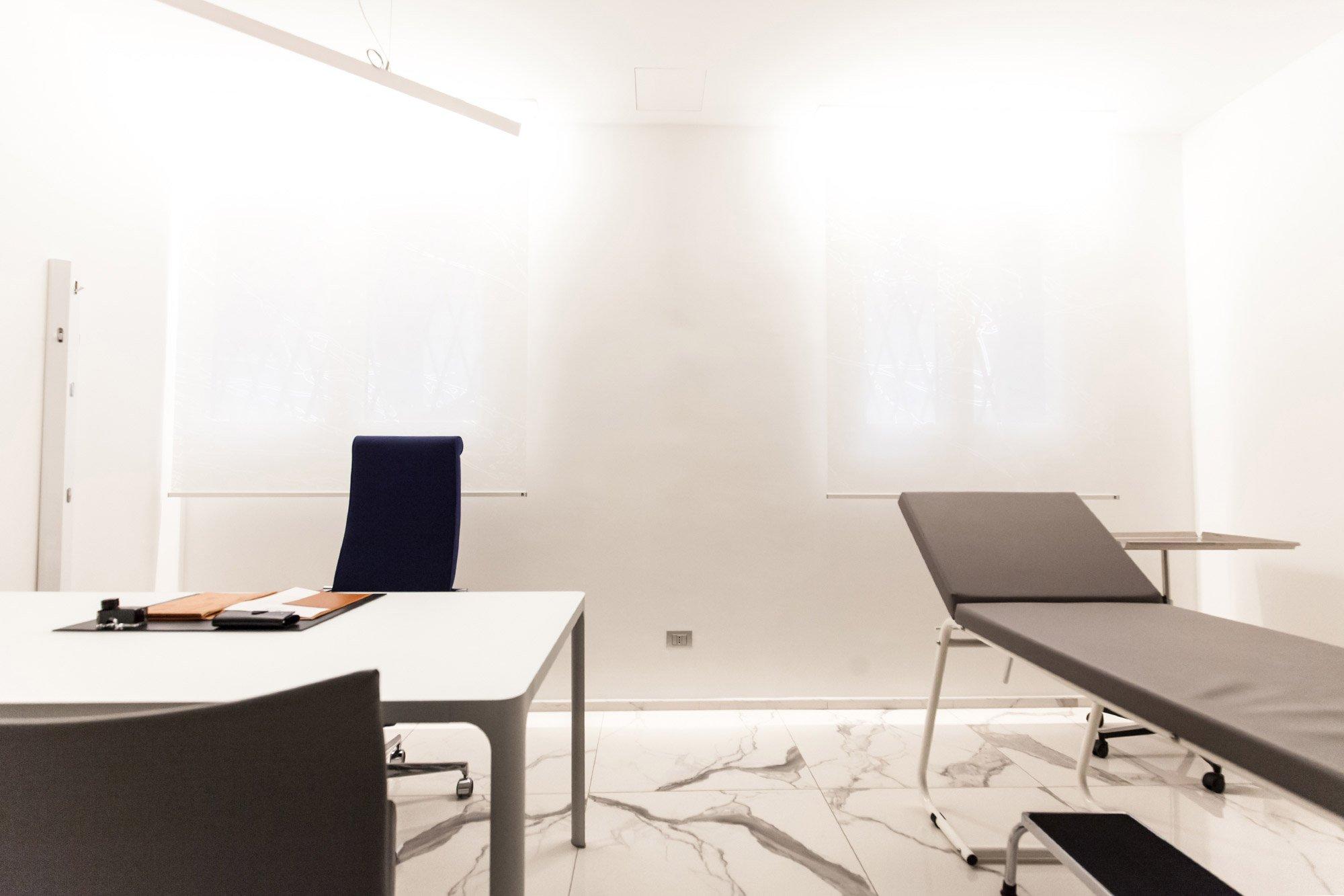 Progettazione Ideacasain Studio Medico Bianca Maria 5, Milano