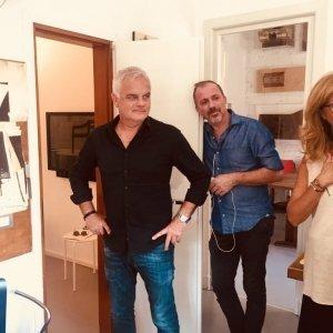 Ideacasain a Milano: Boffi, De Padova e Vico Magistretti